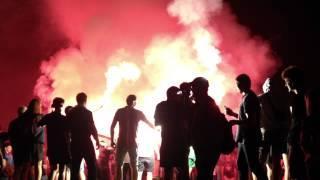 football fans. CSKA. футбольные фанаты. ЦСКА