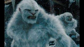 Охота на снежного человека  (ужасы, ФАНТАСТИКА, МИСТИКА) КИНО ОНЛАЙН