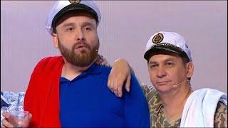 Торжественный парад - Джентльмены без сдачи - Уральские Пельмени (2018)