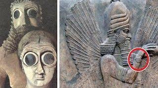 ОНИ имели контакты с пришельцами, ещё 4000 лет до нашей эры! Прародители современной цивилизации