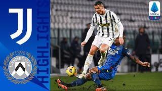 Juventus 4-1 Udinese   Ronaldo Strikes Twice   Serie A TIM