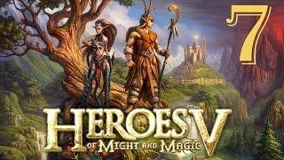 Прохождение Heroes 5: Epic War Age #7 - Cплошные проблемы