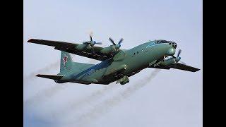 Российский самолет разбился в Сирии, погибли 32 человека
