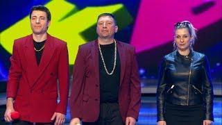 КВН Сборная Снежногорска - 2019 Высшая лига Третья 1/4 Музыкалка