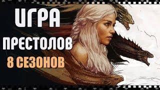 Сериал ИГРА ПРЕСТОЛОВ. Все сезоны и серии в хорошем качестве бесплатно