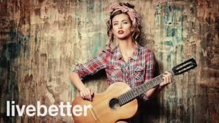 Акустическая гитара музыка расслабляющая спокойная инструментальная музыка для отдыха, учебы