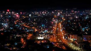 Fishekzjarret ne Prizren 2021