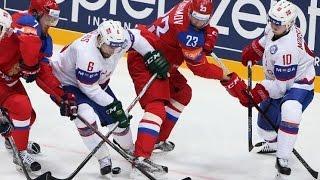 Хоккей: Россия - Норвегия 3:0 Обзор матча & Все голы / Чемпионат Мира / 16.05.2016