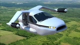 Летающие автомобили. Летающие автомобили будут производить в России.