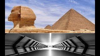 Шок! Тоннели под пирамидами Египта ведут в неизвестный мир