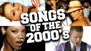 Топ 50 Ностальгия Лучшие Хиты 2000 - 2010 Зарубежные Greatest Hits Of The 2000's - 2000s Music Hits