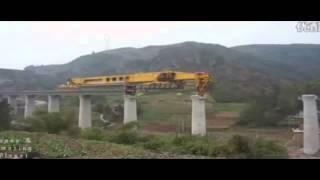 """Китай Современные технологии Вот так нужно строить мосты! Новости мира и Китай"""""""