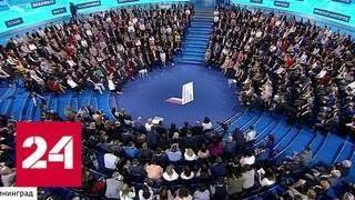 Путин любит готовить салат, верит в приметы и смотрит выступление президента на новый год - Россия…