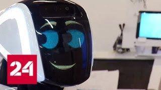 Пермские роботы станут сотрудниками чилийских банков - Россия 24