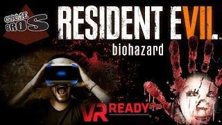 Это нечто! Resident Evil 7 #1 Letsplay 60FPS VR-Ready Прохождение на русском