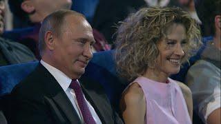 Путин не Сдержал Смех! Ольга Картункова! Лучше Камеди Клаб!