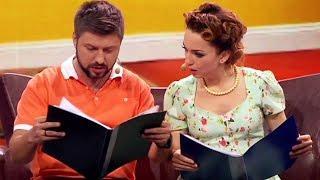МУЖ И ЖЕНА - СВЕЖИЕ ПРИКОЛЫ ПРО СЕМЬЮ – Дизель Шоу лучшее   ЮМОР ICTV