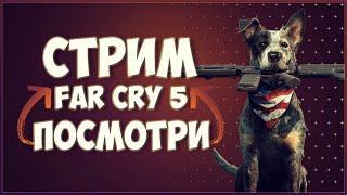 стрим!!! far cry 5! прохождение! малиновка рп. рп. малиновка