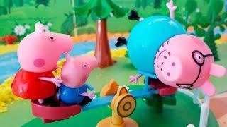 Мультфильмы - Посылка с Джином! Свинка Пеппа новые серии! Смотреть мультик Свинка Пеппа 2017! Видео