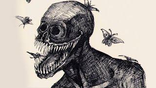 «УЛЫБАЮЩИЙСЯ ЧЕЛОВЕК» страшная история на ночь