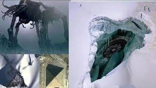 Иная жизнь в толще льда! Гигантский космический корабль / Операция Летающая тарелка