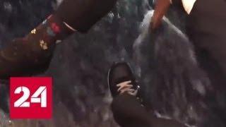 Авария на круизнике Viking Sky: эвакуации людей мешает сильный шторм - Россия 24