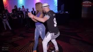 Танцы! Очень красивая пара! Band Odessa ЗАБЫТЬ НЕЛЬЗЯ!