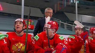 На молодежном чемпионате мира в Канаде сборная России сыграет в четвертьфинале с командой Германии.