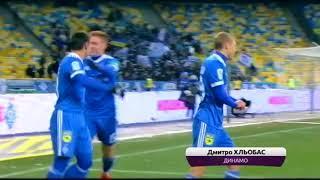 ТОП-5 голов 24-го тура чемпионата Украины