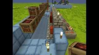 Прохождение карты жестокие игры в minecraft