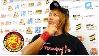 G1 CLIMAX 28 Night15 (August 05) - Post-match Interview [2nd match]