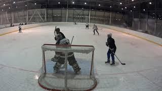 Голы и лучшие моменты хоккей 11.01.2021 - вид из за ворот
