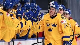 Прогноз и ставка на матч МЧМ-2021 Финляндия — Швеция 2 января 2021 года