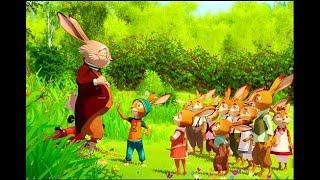 """Мультфильм """"Заячья школа""""  смотреть онлайн мультфильмы новинки новые мультики дисней для детей"""