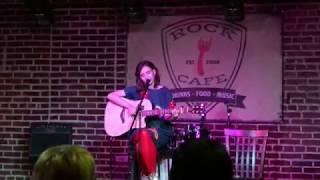 Екатерина Яшникова - Миноры (Rock Cafe Омск, 18.08.2018)