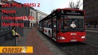Lets Play OMSI 2 #18 Vorstellung des neuen Linienpacks für Hamburg