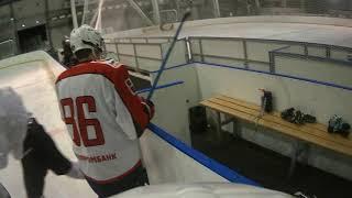 Голы и лучшие моменты хоккей 11 января 2021 - от первого лица