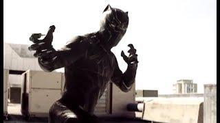 Чёрная Пантера   Русский Тизер Трейлер 2017 (фантастика, боевик, драма)