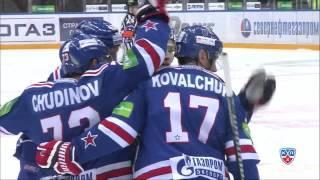 Красивый гол Ильи Ковальчука / Kovalchuk's nice PP goal