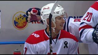 Parimatch Sochi Hockey Open. Lokomotiv 3 SKA 2, 8 August 2020.