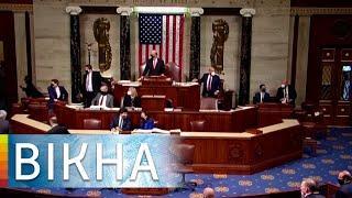 Штурм Капитолия в США: что нужно знать и последние новости   Вікна-Новини