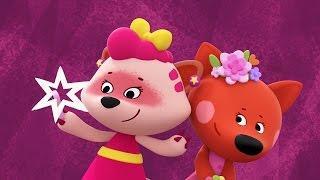 Мультик Мишки Ми-ми-мишки - Девочки против мальчиков - Новые серии - Лучшие мультфильмы для детей