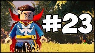LEGO MARVEL AVENGERS - LBA - Episode 23 : DOCTOR STRANGE!
