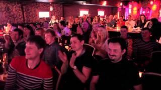 Концерт команды КВН СОЮЗ в blackstuffclub 24.04.14