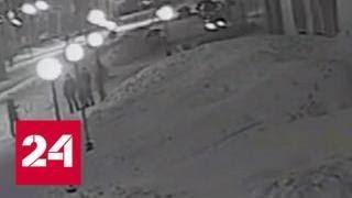 Пьяный кузбассовец изрезал ножом задевшего его на эскалаторе молодого человека - Россия 24