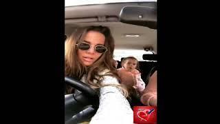 Саша Гозиас с дочкой прямой эфир 3 05 2018 Дом 2 новости 2018