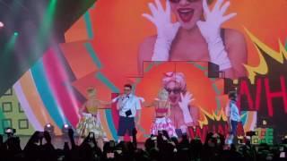 """Сергей Лазарев 100-е шоу """"The best"""" в Москве, 24.11.2016"""