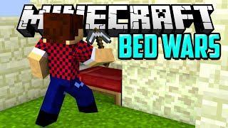 СЛОМАЛ ВСЕ КРОВАТИ! - Minecraft Bed Wars (Mini-Game)