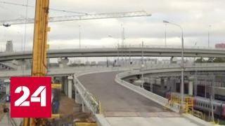Водители вздохнут с облегчением: на шоссе Энтузиастов достраивают эстакады