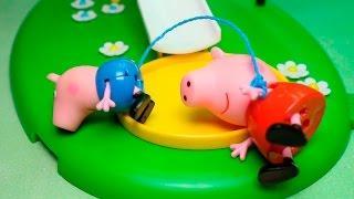 Мультфильмы Свинка Пеппа на русском новые серии - Неразлучные! Видео для детей Свинка Пеппа мультики